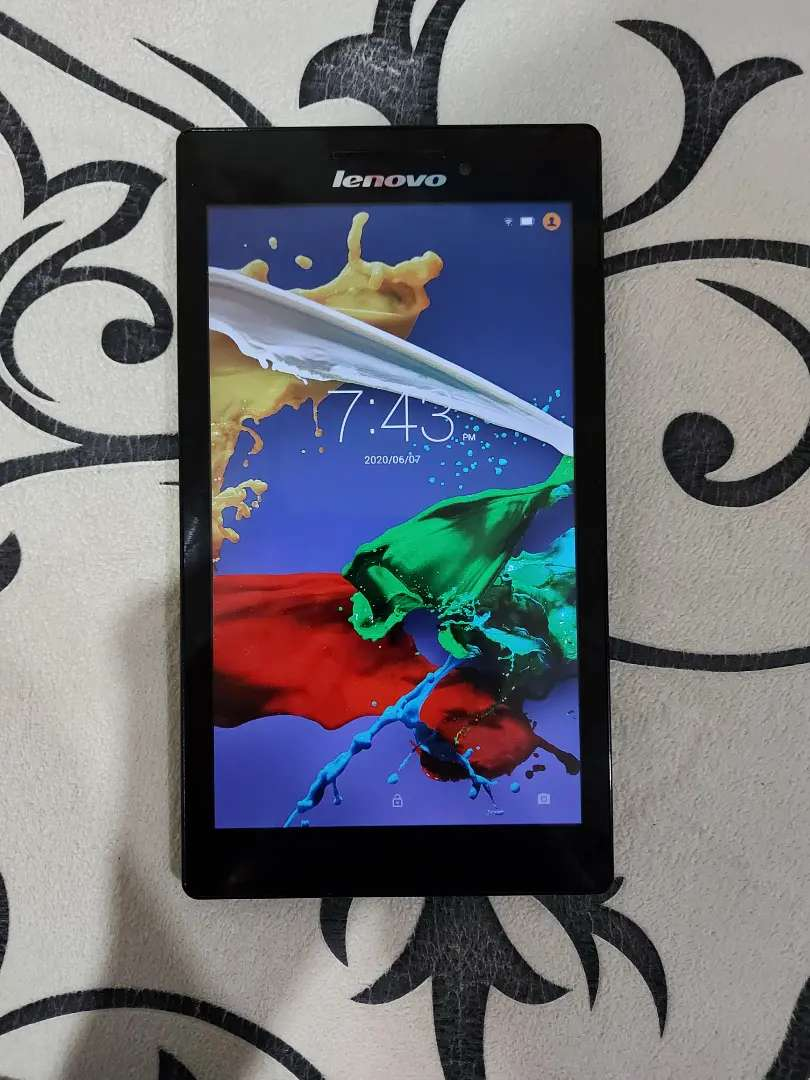 Tablet Lenovo tab2a 7-10f