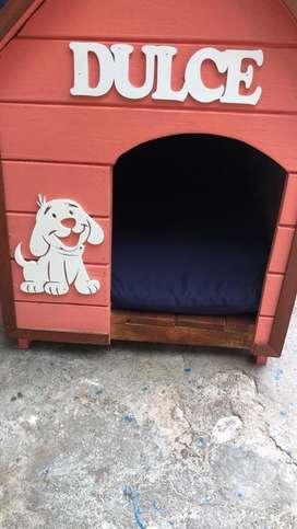 Casa mascota