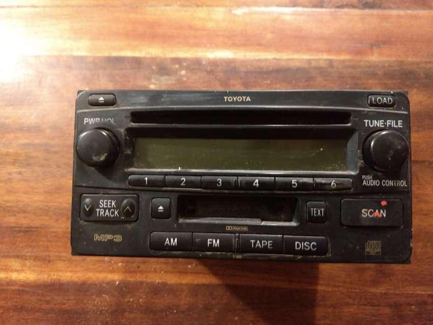 Stereo Toyota 2006 Original 0