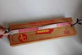 Prensa Matambre De Madera - Gastronómico