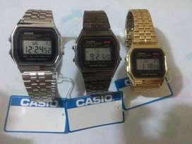 Relojes resistentes al agua CASIO A 159w