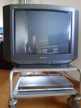 TV/ VIDEO CD SONY