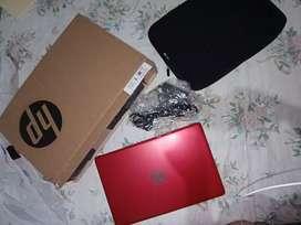 Laptop hp en excelente estado 10/10 NEGOCIABLE