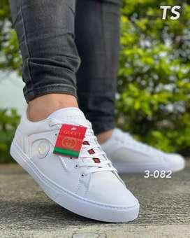 Zapato Tennis Deportivo Gucci Unisex