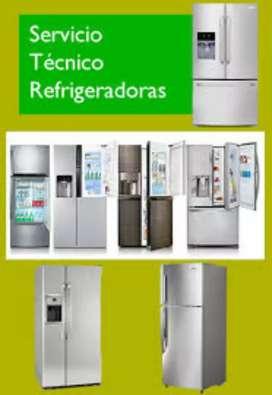 Servicio técnico lavadoras y refrigeradoras
