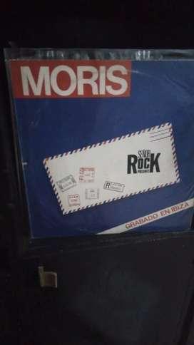 Vinilo Moris señor rock