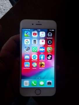 Vendo o cambio iphone 6  16GB