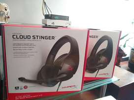 Diademas Hyperx Cloud Stinger