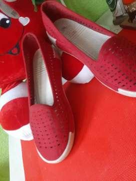 Vendo zapatos tipo  casuales