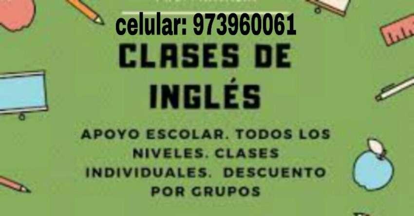 Clases de Ingles para Niños Y Adultos 0