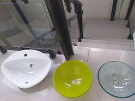lavatorio de sobreponer