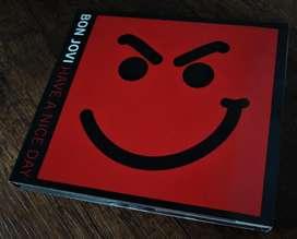 Bon Jovi, Have A Nice Day CD/DVD
