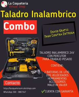 Taladro Inalambrico