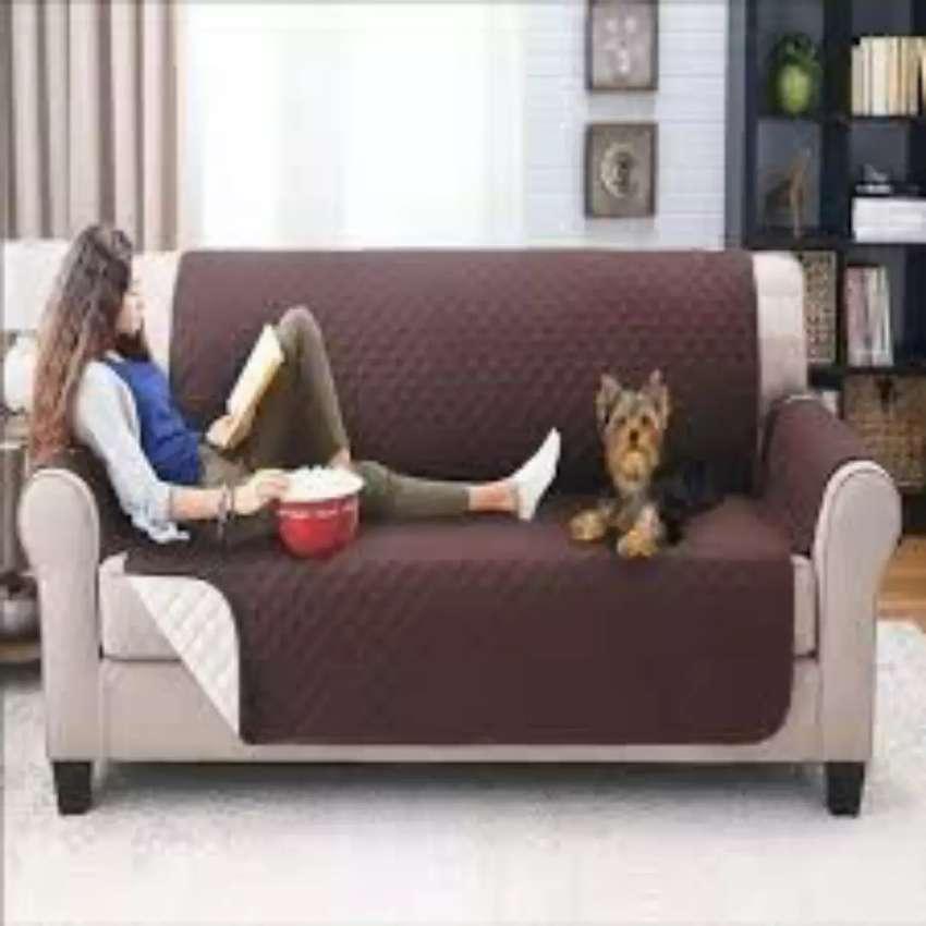 Protector sofá 2 puestos 0