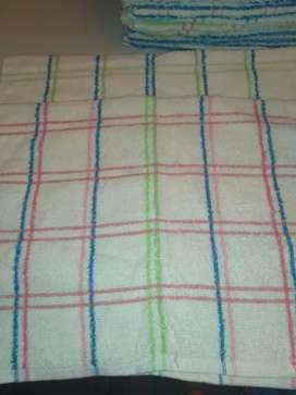 Repasadores Increibles de toalla Por 3 Unidades.