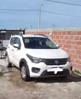 Fiat mobi 2018 vendo o permuto