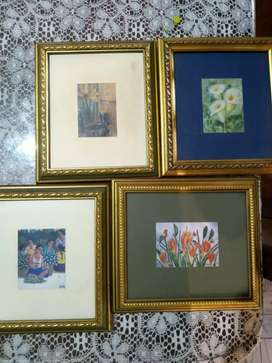 Colección de impresiónes de diferentes artistas