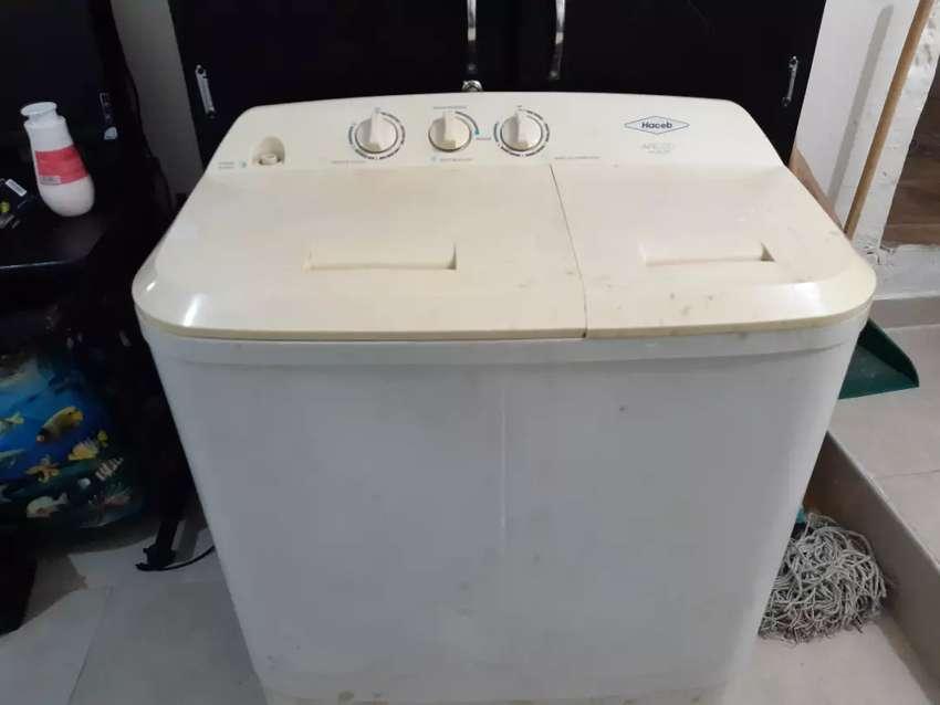 Vendo lavadora 0