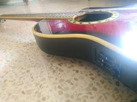 Guitarra freedom electroacustica + estuche