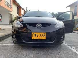Mazda 2- modelo 2010