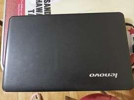 Laptop Lenovo core 2 ,2 de.ram ,batería ,wifi