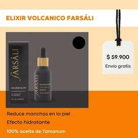 Elixir volcánico Farsáli