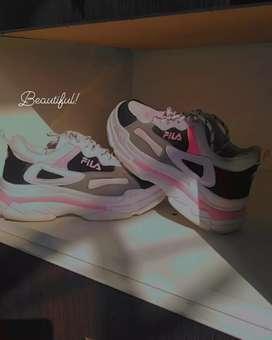Vendo zapatilla fila a un precio accesible