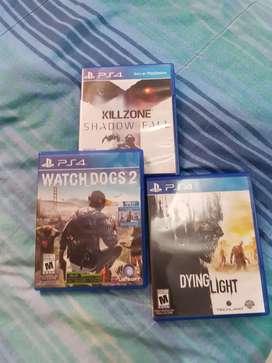 PS4 juegos baratos