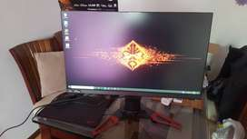 Monitor Gamer Acer Predator Xb271h 27 144hz 1ms Nvidia Gsync