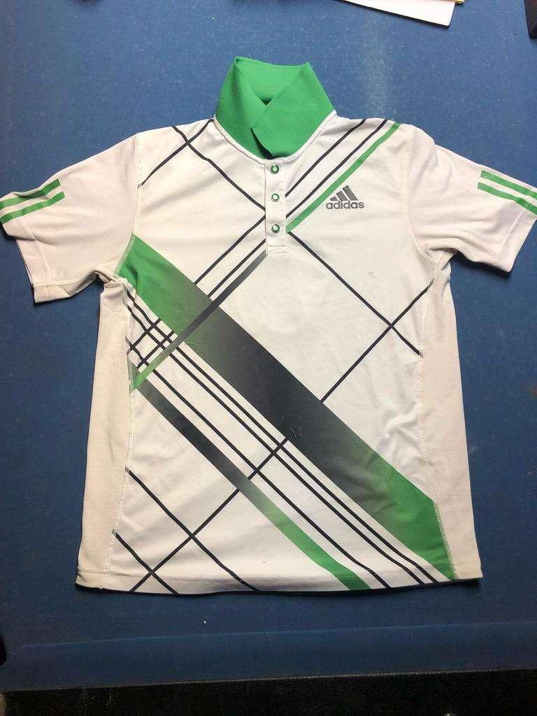 Chomba de Golf - Adidas - Climacool 0