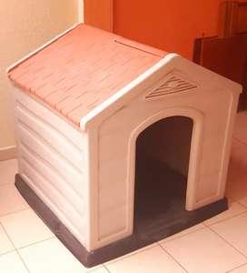 Casa para perros raza grande o mediana