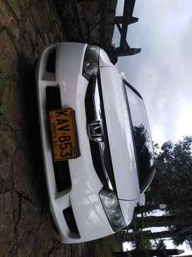 Honda Civic blanco impecable 2009; Full equipo alarma Vidrios electricos, placa Impar
