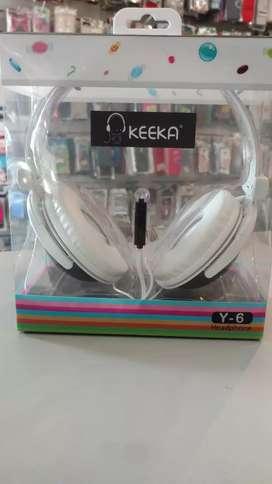Auriculares KEEKA