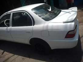 Auto Toyota Corolla de 1995 gnv  gasolina