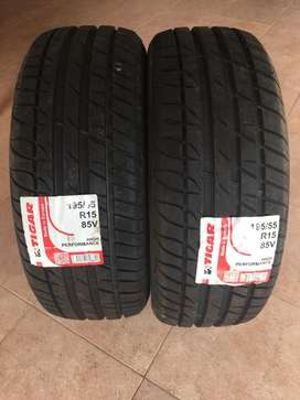 2 Neumaticos Tigar High Performance 195/55/15