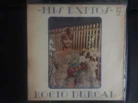 Lp,disco,acetato,vinilo Rocio Durcal