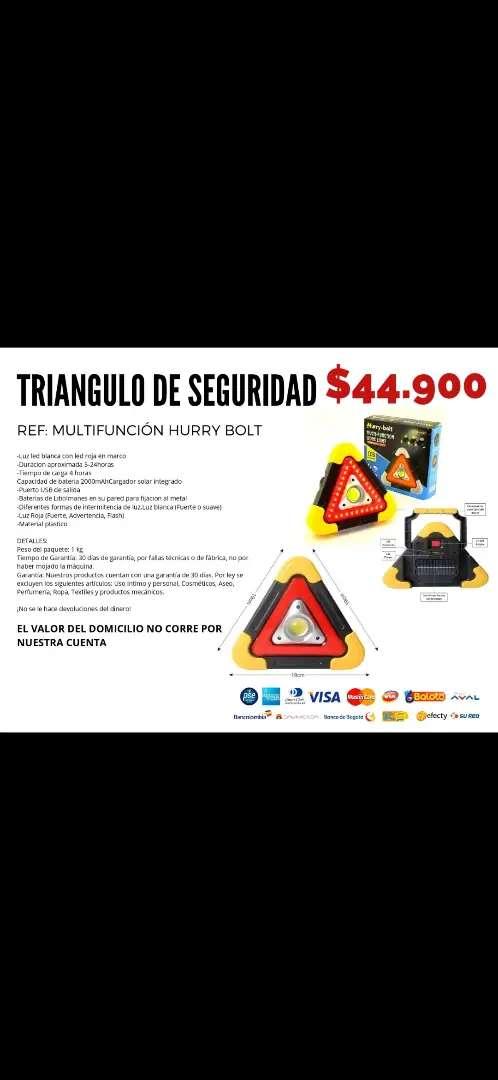 Triángulo de seguridad 0