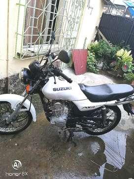 Suzuki ax4 115