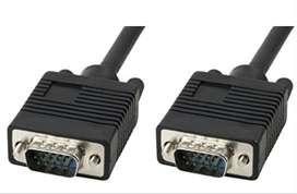 Cable video VGA Macho a Macho Monitor Proyector 1.8m