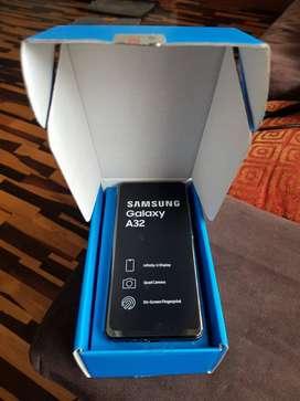 Se vende celular NUEVO (En Caja) SAMSUNG Galaxy A32 128GB S/. 950
