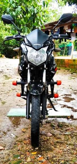 Hermosa Moto Honda CB110 Modelo 2019 Color Negro