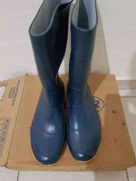 Botas para lluvia Calfor numero 38 impecables
