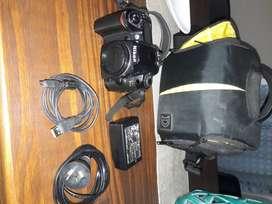 VENDO COMO REPUESTO Nikon d80