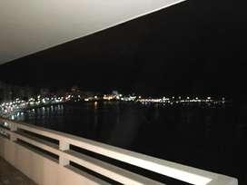 Departamento frente al mar malecon salinas Ecuador 7mo piso