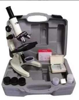 Vendo kit microscopio nuevo