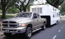 Dodge RAM  Trailer/Casa Rodante