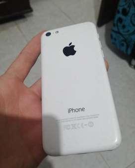 Iphone 5c excelente estado, 32 gb