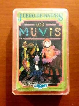 Cartas Cromy Los Muvis