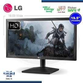 MONITOR LG 19.5 LED HDMI