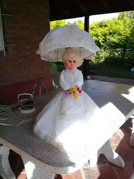 Velador de muñeca